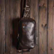 brown over the shoulder purse