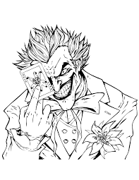Small Picture Joker coloring pages the dark knight ColoringStar