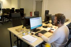 cold calling world s northernmost call center hopes to sell cold calling world s northernmost call center hopes to sell concept to locals products throughout