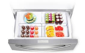 samsung refrigerator drawer. Perfect Samsung Samsung4doorrefrigeratorrf4289harsdrawerjpg Throughout Samsung Refrigerator Drawer