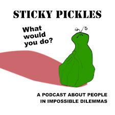 Sticky Pickles