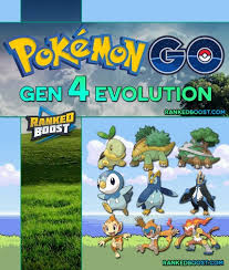 Pokemon Chart Gen 4 Pokemon Go Gen 4 Pokemon List List Of All Generation 4