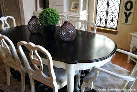 painted table and chairs french provincial dining table tables chairs chalk paint painted dining chairs for