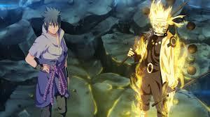 Naruto Sasuke Wallpaper 4k