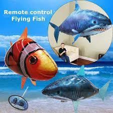 1 шт. пульт дистанционного управления Летающий воздух акула ...