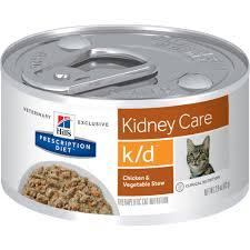 commercial cat food for kidney disease. Beautiful For Hillu0027s Prescription Diet Kd Feline Chicken U0026 Vegetable Stew For Commercial Cat Food Kidney Disease N