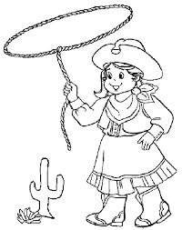 Cowgirl Coloring Pages Cowgirl Coloring Pages Cowboy Cowgirl
