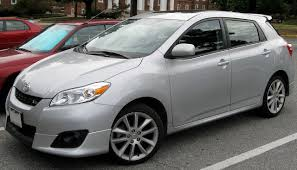 File:2nd Toyota Matrix XRS -- 09-14-2010.jpg - Wikimedia Commons