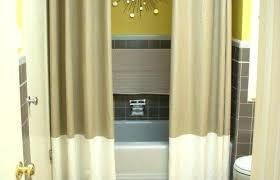 designer shower curtains fabric helloblondieco