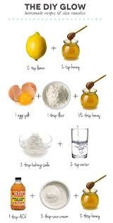 4 go to face mask recipes for clearing skin fading marks exfoliating and