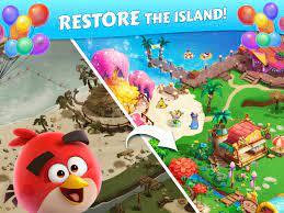 Angry Birds Island für Android - APK herunterladen