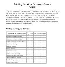 Customer Service Survey Template Free Survey Templates Free Customer Survey Template Form Questions