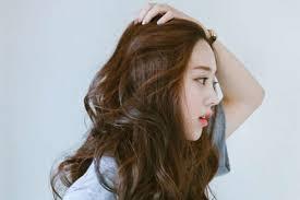 ทรงผม เปนลอนธรรมชาต Curly Locks สวยใสสไตลเกาหล
