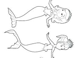 Sofia The First Coloring Pages Printable The First Mermaid Coloring