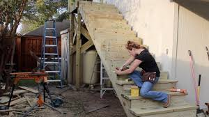 Outdoor Staircase building a large outdoor staircase youtube 8723 by xevi.us