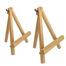 Small Display Easel Stand