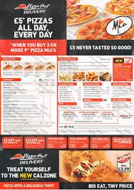pizza hut full menu. Contemporary Hut Intended Pizza Hut Full Menu