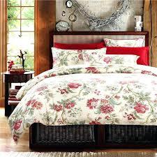 star bedding set farmhouse bedding sets wood frame storage bed for comfortable bedroom design with fl