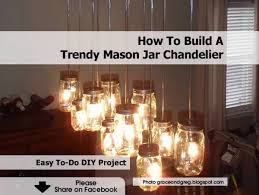 39 most superb mason jar chandelier build trendy band background vintage diy edison light fitting garden