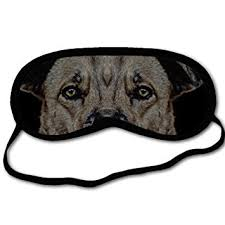 Dog Sleep Pattern Stunning Amazon Personalized Sleeping Mask With Dog Pattern