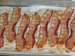 Bacon Cooking Chart How To Cook Pork
