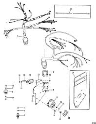 Mercruiser wiring harness mercruiser starter diagram and electrical ponents for 0l lx four winns wiring