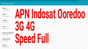 We did not find results for: Cara Setting Apn Indosat 4g Tercepat 2018