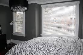gray walls bedroom