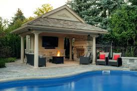 Pool House Ideas Cabana Ideas For Backyard Pool Cabana Designs
