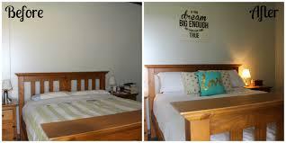 Kmart Bedroom Furniture Bed Makeover The K Mart Challenge