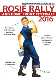 how to dress up like rosie the riveter an inspiring costume idea from these important women in us history