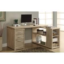 corner desk home. Oak Wood Corner Desks For Home Desk I
