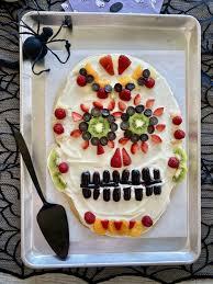 <b>Halloween Sugar</b> Cookie <b>Skull</b> | A Bountiful Kitchen