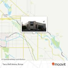 How To Get To Taco Bell Arena In Boise City By Bus Moovit
