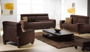 inspiring gray rug brown couch of brown living room decorating ideas for small room