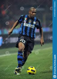 Maicon In Action During The Match Editorial Photo - Image of serious,  meazza: 187211641