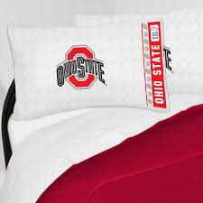 Ohio State Bedroom Ohio State Bed Set Bedding Bed Linen