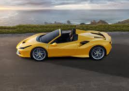 It was unveiled at the 2019 geneva motor show. F8 Spider Ferrari South Bay