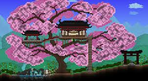 Terraria House Designs Terraria Oriental House Design 1 0 0 Apk Download Android