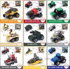 Đồ chơi trẻ em xếp hình LEGO CITY lắp ráp các loại xe ô tô từ 27 đến 3 –  kidsmile
