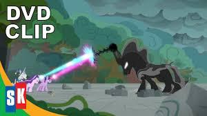 my little pony friendship is magic pony trick or treat clip powerful ponies