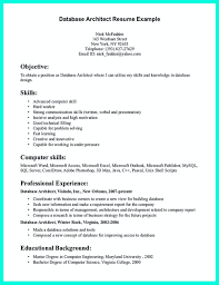 Architects Architecture Resume Architecture Internship Resume