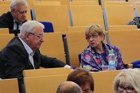 Защита докторской диссертации Б Е ТокаревымИнститут Маркетинга  диалог в зале заседаний
