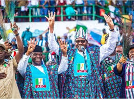 Image result for buhari wins election