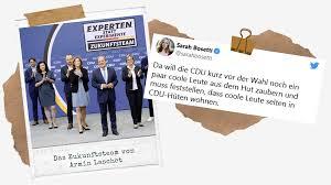 Landrat andreas ebel (cdu) trifft auf tilman kuban, dem bundesvorsitzenden der jungen union, zum talk in isenbüttel. 8ascidh8xxp6ym