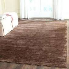 area rug vision brown 6 ft x 9 pad n