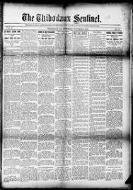 Looking for life insurance in thibodaux? The Thibodaux Sentinel Thibodaux La 1905 1912 October 03 1908 Image 1 Chronicling America Library Of Congress
