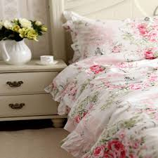 excellent pink rose bedding set rose bedding set designs