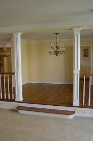 Molding For Living Room Sunken Living Room Moulding His Pinterest Living Rooms