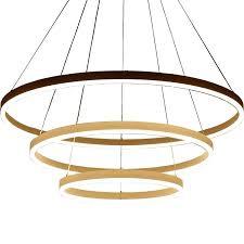 ring pendant light modern pendant lights led circle adjustable ring pendant lamp home lighting ring pendant